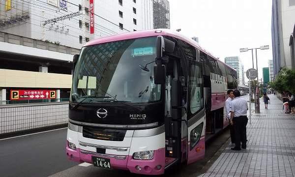 高速バス:ウイラーエクスプレス/テレビ&コンセント付き