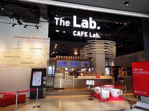 The Lab. CAFE 大阪/梅田オススメノマドカフェ