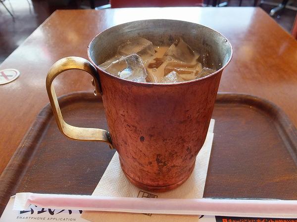 アイス黒糖コーヒー:上島珈琲店でノマド作業