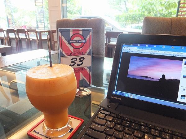 海外ノマドカフェ作業:タイ、ニマンヘミン