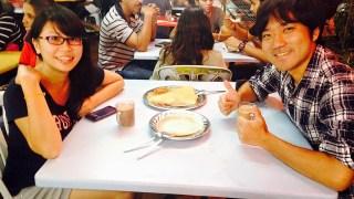 マレーシア:クアラルンプール:友達ソフィアと