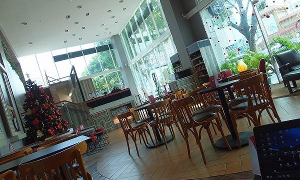 Brew COFFEE :マラッカ海外ノマド生活:オススメカフェ