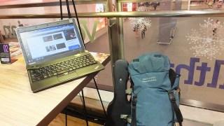 マラッカ海外ノマド生活:クアラルンプール国際空港
