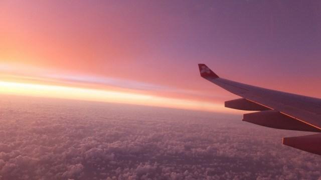 飛行機でマラッカから東京羽田に帰ります