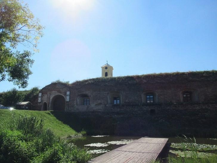 ルーマニア:オラデア要塞