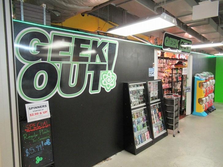 オタクのお店:日本のアニメグッズがたくさん!アガニャショッピングセンター1