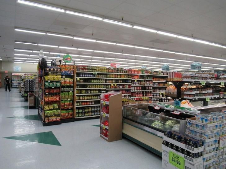 アルコール類が安い!ペイレススーパーマーケット2