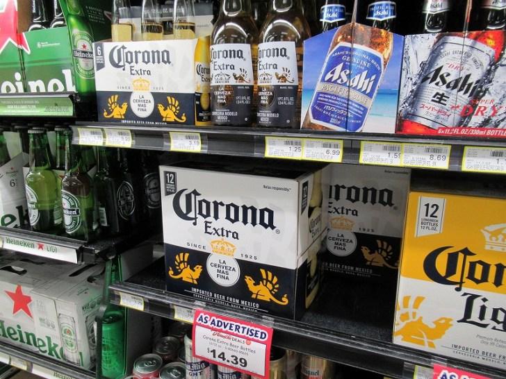 アルコール類が安い!ペイレススーパーマーケット1