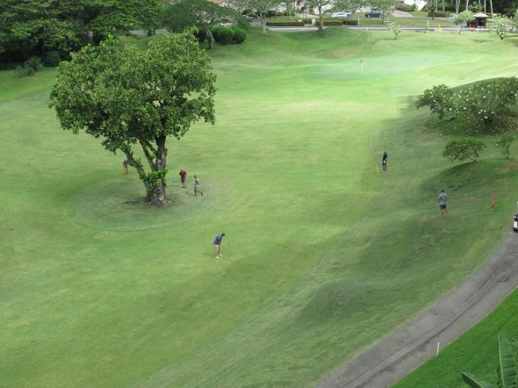 レオパレスグアムリゾートのゴルフ場