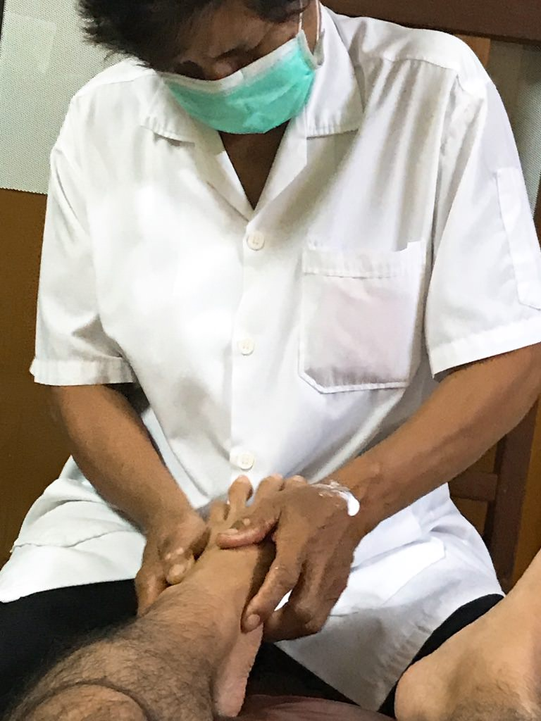 トンロー足つぼマッサージ:徐瑞鴻診療所