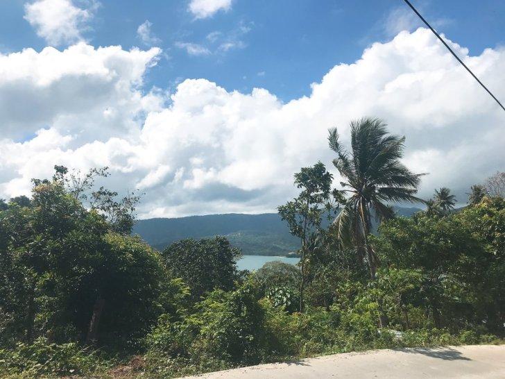 途中の景色・プエルトガレラ