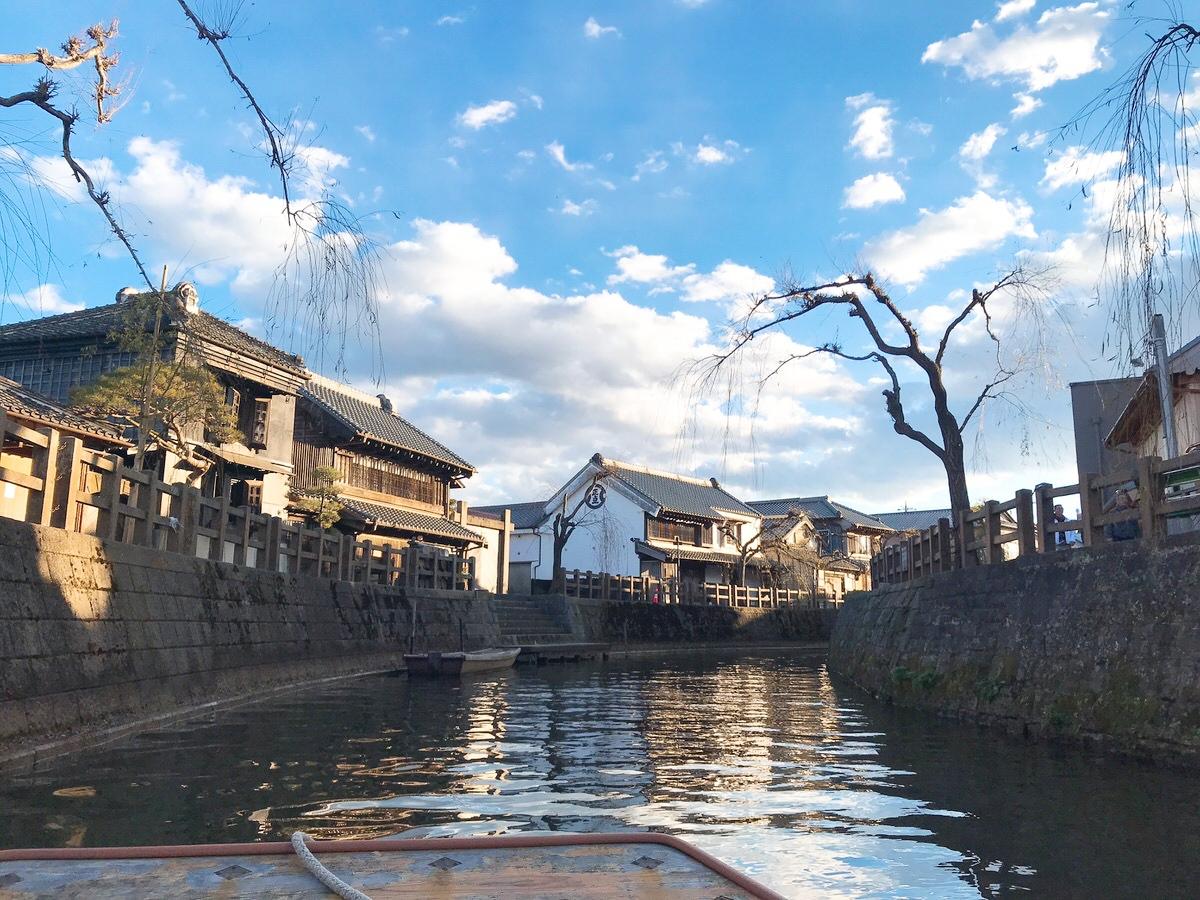 佐原・鹿島神宮旅行17:さわらの水郷