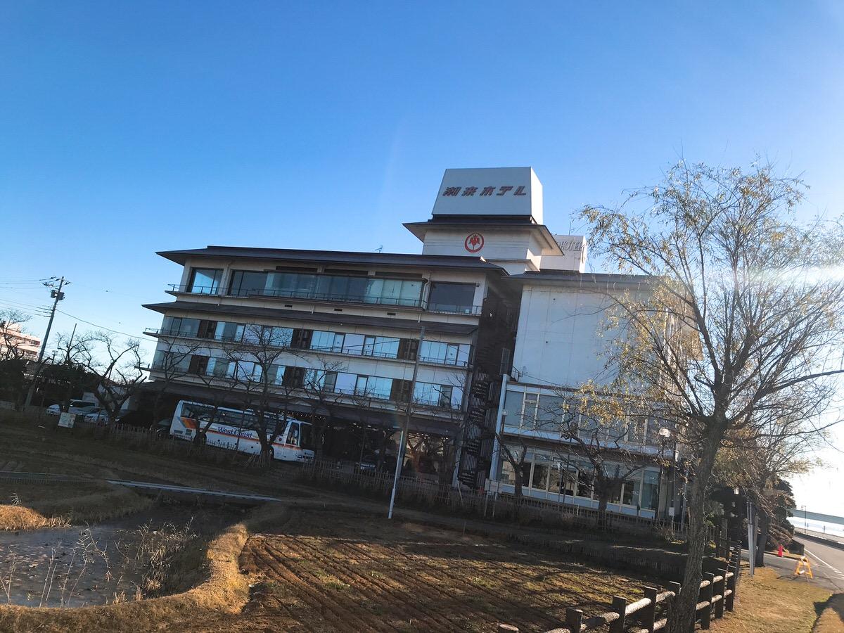 佐原・鹿島神宮旅行27:潮来ホテル