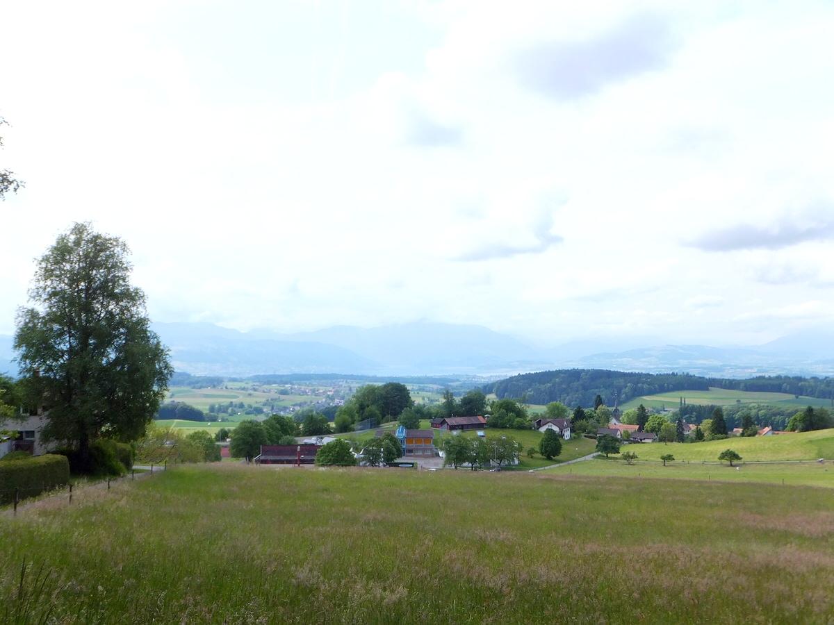 スイス・牧歌的雰囲気・景色