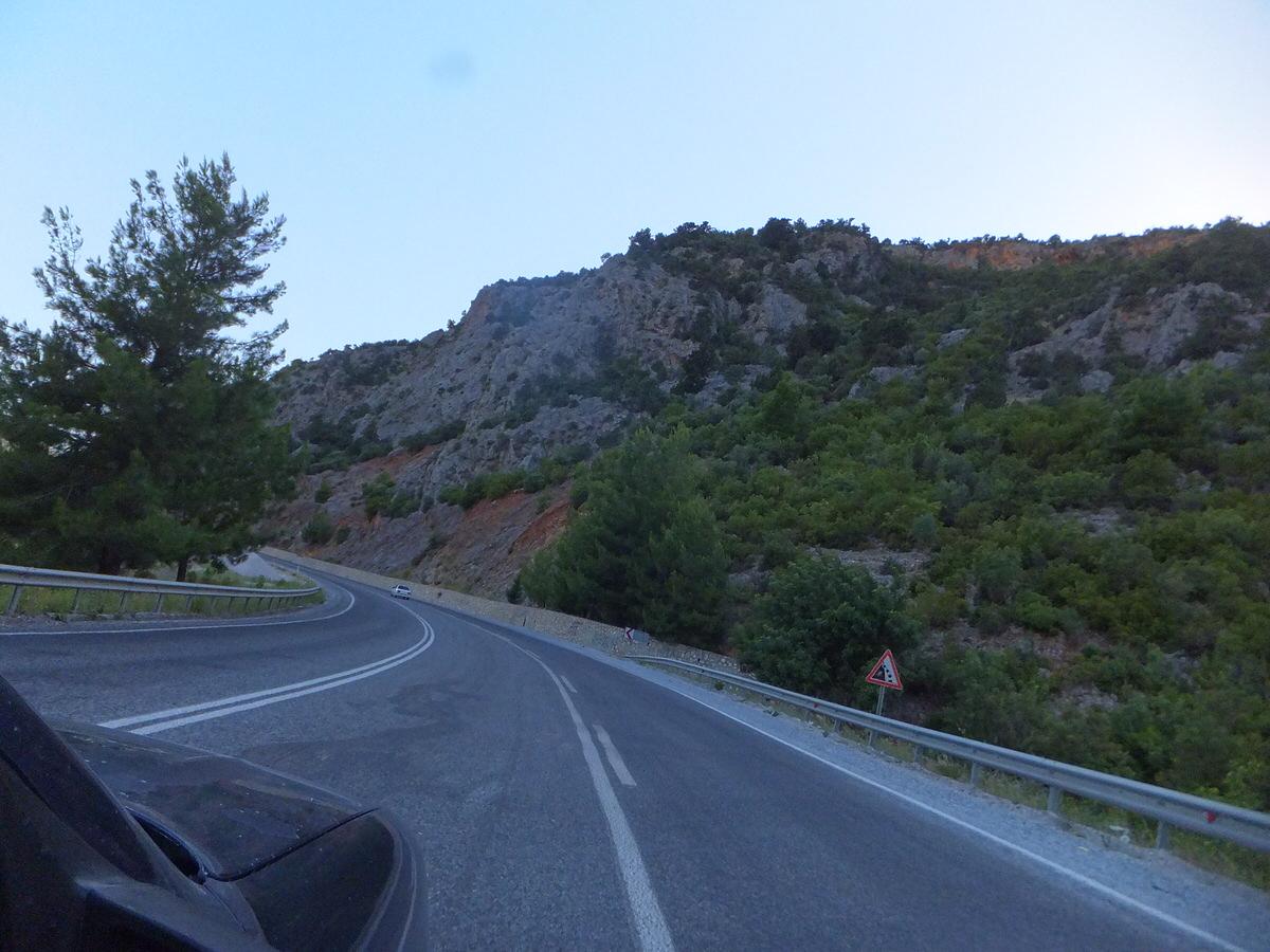 カッパドキアからオリンポスへ!トルコ