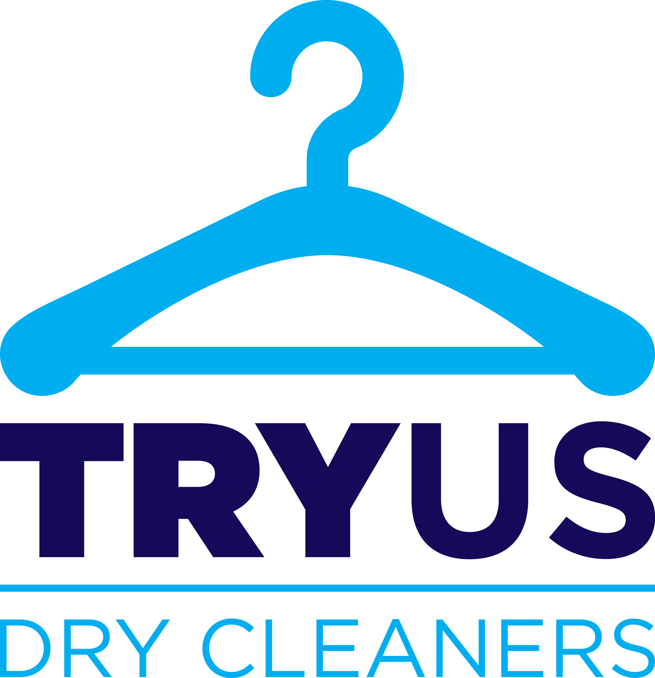 TRYUS DRYCLEANERS