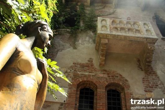 Casa di Giulietta w Weronie