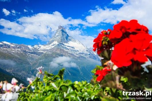 Matterhorn, 4478 m above sea level