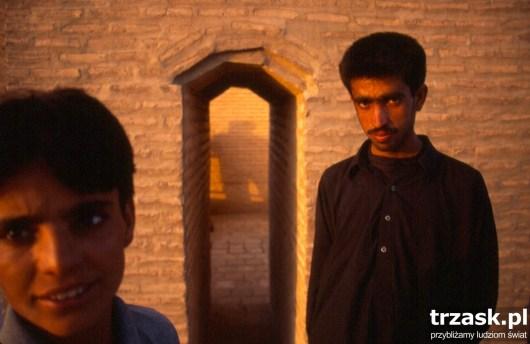 Towarzysze podróży, Yazd