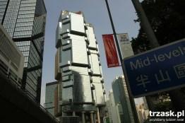 Dżungla wieżowców, Hong, Chiny Kong