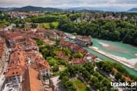 Bern, the de facto capital of Switzerland