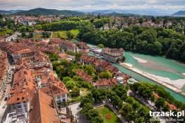 Berno, umowna stolica Szwajcarii