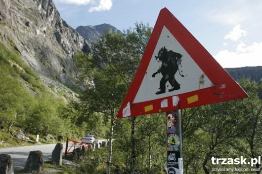 Uwaga trolle! Norwegia