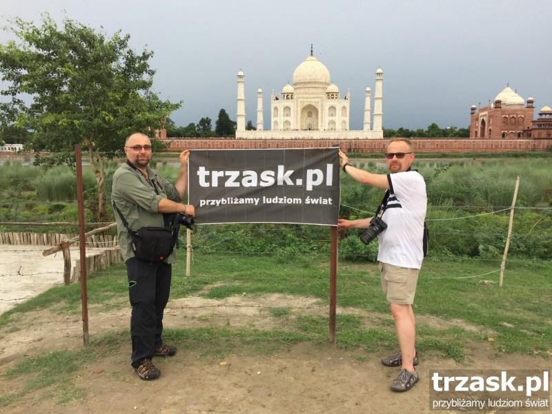 trzask Taj Mahal