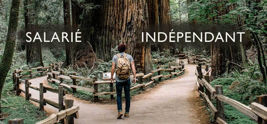 Forêt salarié ou indépendant