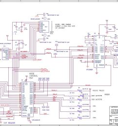 circuit board schematic schema wiring diagram circuit board schematic diagram [ 1205 x 770 Pixel ]