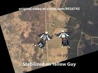 Wingsuit Monet and Mokey Tests