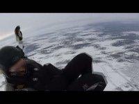 Min första skydivefilm / My first skydiving movie