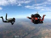 Skydiving in Empuriabrava, Spain (slideshow)