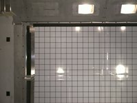 Square Plate Released in Wind Tunnel Airstream