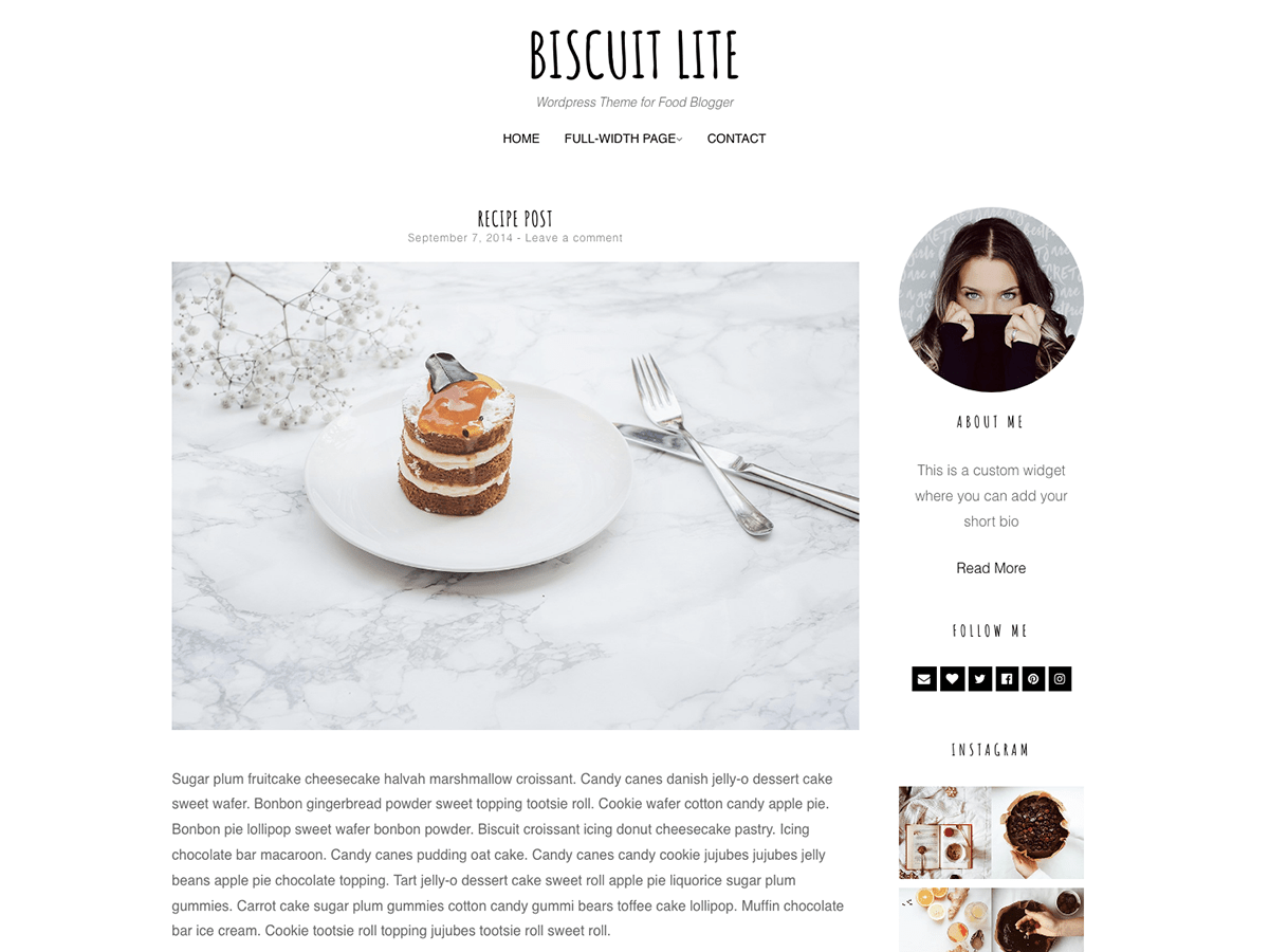 Biscuit Lite Screenshot