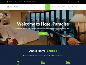 Hotel Paradise Screenshot
