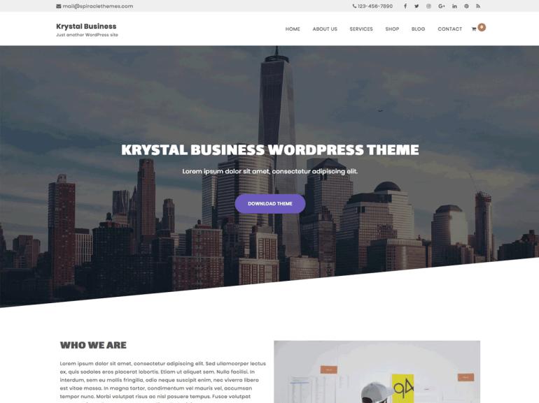 Krystal Business