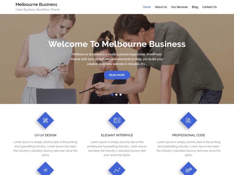 Melbourne Business
