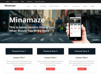 Minamaze Screenshot