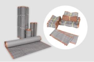 柔軟高性能鉄鋼梱包資材 MIシート