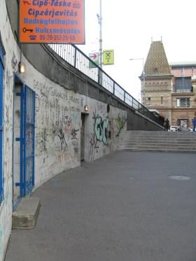 Vásárcsarnok és a grafitik