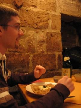 Breton vacsora