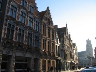Házak Brugge-ben