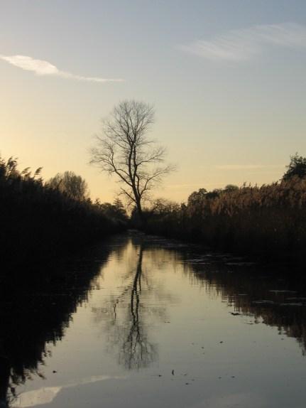 Giethoorn reflexion