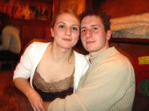 The international couple!!