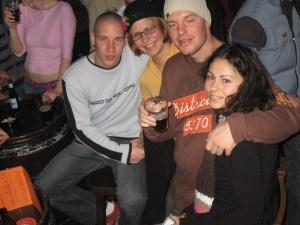 Party a Celtikában