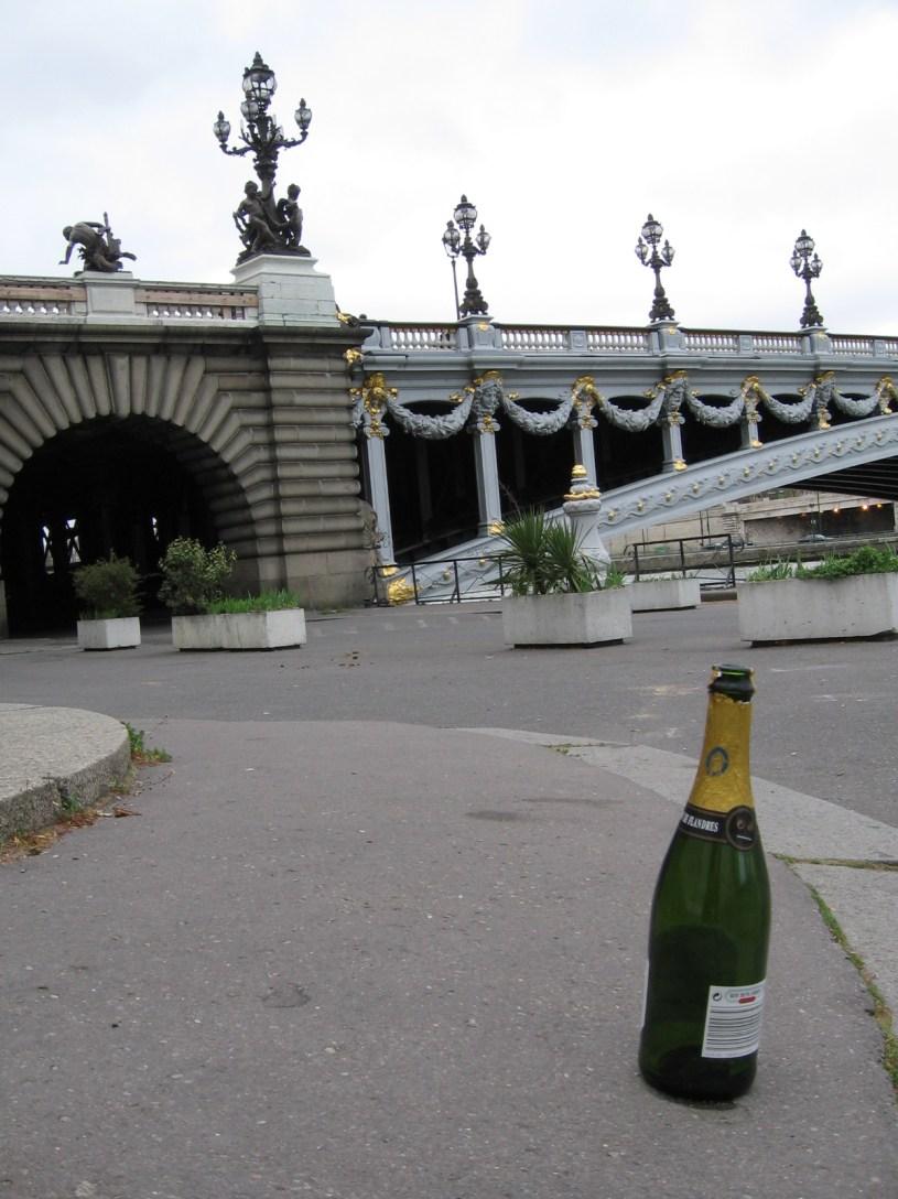 Párizs reggel...