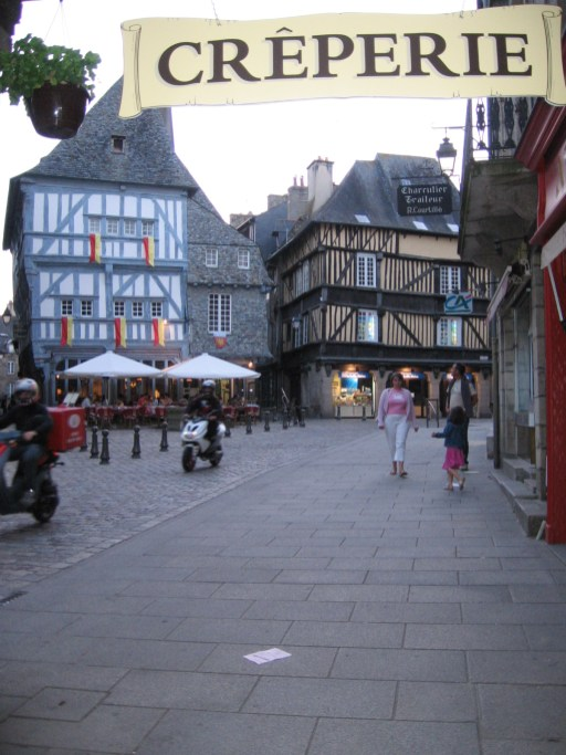 Rennes - Creperie
