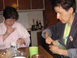 Mireille et Chantal