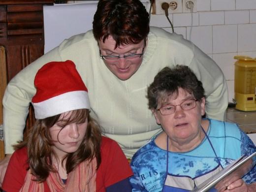 Tout le monde a aimé le cadeau de Mireille